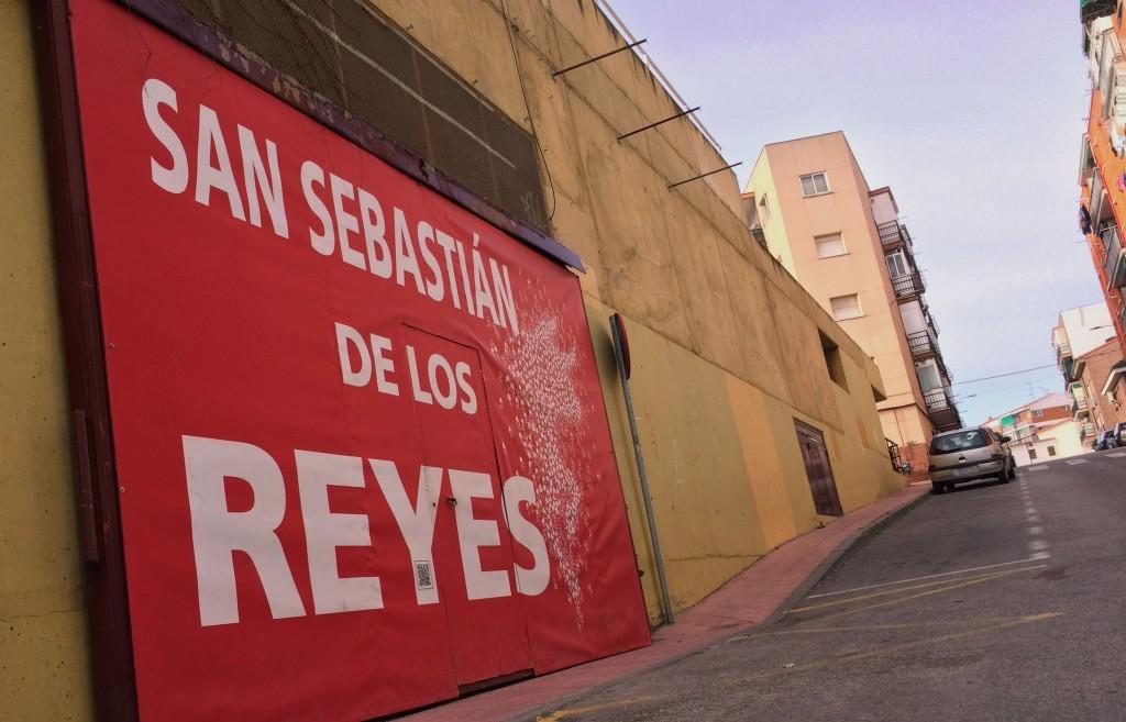 Corrales de Suelta Ciudadanos san Sebastián de los Reyes